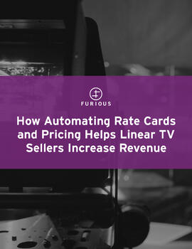 How Automating Rate Cards and Pricing Helps Linear TV Sellers Increase Revenue